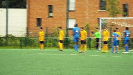 finale coupe de la Ligue. FC LAMBERSART - CROIX : 1 - 2  (1-0)