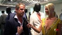 BALDESSARINI Interview with DIRK SCHAAL   Pitti 94 Firenze - Fashion Channel
