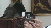 Un bicorne de Napoléon, ramassé à Waterloo, adjugé 350.000 euros - 18/06/2018