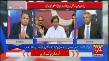 Imran Khan is fighting a big battle, he can not afford people of childish behavior- Rauf Klasra on Zulfi Bukhari issue