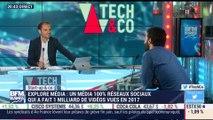 Start-up & Co: Explore Media, 100 % réseaux sociaux - 18/06