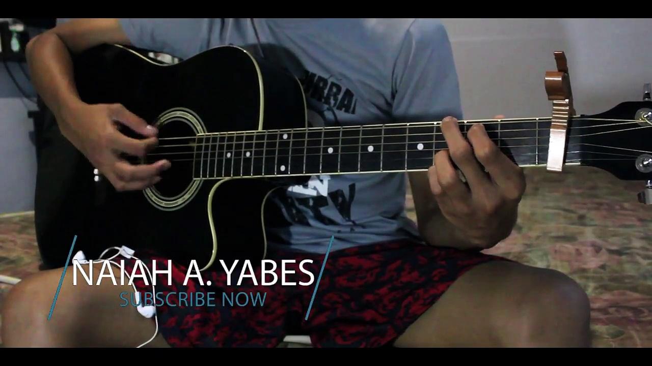 Ang Huling El Bimbo (EraserHeads) – Fingerstyle Cover By Naiah Yabes