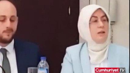 AKP'li aday göçmenlere hakaret etti: Ezik insanlar
