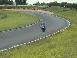 yamaha 850 TRX 300 miles circuit carole 2006