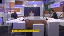 """Grève politique de la CGT ? """"C'est une vieille rengaine"""", selon Philippe Martinez #8h30Politique"""