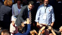 Matteo Salvini veut recenser les Roms en Italie