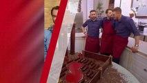 """""""Le meilleur pâtissier : les professionnels"""" : découvrez les desserts effrayants des finalistes"""