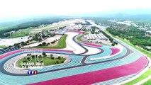 Le Grand Prix de France Castellet de Formule 1, le dimanche prochain à 16h10 sur TF1 et les essais, le samedi prochain à 15h55 sur TMC. Découvrez la bande annonce