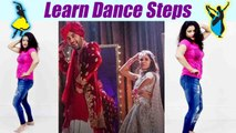 Dance Steps on Cutiepie Song From Ae Dil Hai Mushkil | सीखें Cutiepie पर डांस | Boldsky
