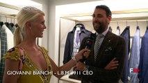 L.B.M. 1911 Interview with GIOVANNI BIANCHI   Pitti 94 Firenze - Fashion Channel