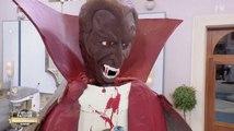 Un vampire en chocolat effraie Cyril Lignac ! (Meilleur Pâtissier) -  ZAPPING CUISINE DU 19/06/2018