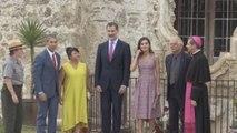 Felipe VI se reúne con Trump en el cuarto aniversario de su coronación
