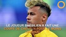 Eric Cantona se moque de la coupe de cheveux de Neymar