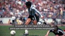 Les grands joueurs d'hier dans les équipes d'aujourd'hui - Maradona - Foot - ARG