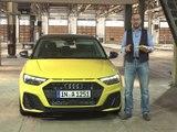 Découverte de l'Audi A1 (2018)