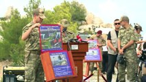 KKTC'de Şehit Teğmen Caner Gönyeli 2018 Arama Kurtarma Tatbikatı - GİRNE