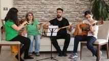 Başak Demirtaş - Korkma, Bağır ! [Demirtaş Ailesi ve Azad Bedran]   @Kommuzik