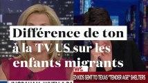 Fox News Vs MSNBC : différence de ton sur le sort des enfants migrants aux Etats-Unis