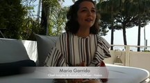CANNES LIONS 2018 : Interview of Maria Garrido, Chief Insights and Analytics Officer at Havas