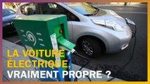 Les idées claires : les voitures électriques sont-elles vraiment propres ?