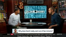 Jalen Rose on Cavaliers reportedly inquired about Kawhi Leonard to keep LeBron James (FULL)