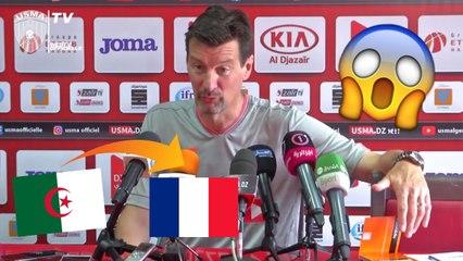 Thierry Froger : «L'Algérie fait partie de la France»