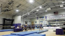 Kelly Aycock (Exhibition)  Bridgeport Uneven Bars 3-10-16