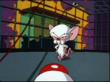 Pinky And The Brain - S3E49 E50 E51 - The Pinky P.O.V., The Really Great Dictator, Brain Food