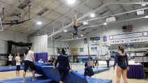 Jessica Wang Yale Uneven Bars 3-10-16