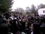vote AG 10/12/07 fac de lettres Aix en provence