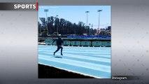 Terrell Owens Runs AMAZING 40 Time