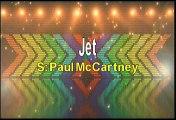 Paul McCartney Jet Karaoke Version