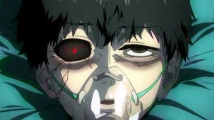 KANEKI E SUA WEBNAMORADA - Tokyo Ghoul #1