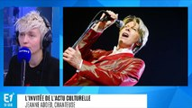 """Jeanne Added reprend """"Ashes to Ashes"""" de David Bowie dans Europe matin"""