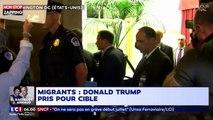 Donald Trump pris à partie par des élus démocrates sur sa politique migratoire (Vidéo)