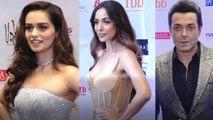 Miss India 2018: Malaika Arora, Manushi Chillar और  Bobby Deol समेत Red Carpet पर सितारे । Boldsky