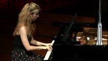 Brahms ,  Liebestreu op  3 n° 1   Meine Liebe ist grün op  63 n° 5   Verzagen op  72 n° 4 Fiona McGown et Célia Oneto Bensaïd