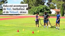 La rééducation d'Alivereti Raka - Rugby - ASM