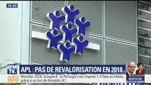APL : il n'y aura pas de revalorisation... et les allocataires pourraient même perdre près de 5 euros