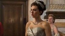 Emmy Update: Vanessa Kirby Talks 'The Crown' And New Princess Margaret Helena Bonham Carter | THR News