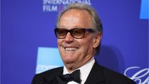 Peter Fonda Attacks Baron Trump