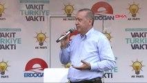 Mardin Cumhurbaşkanı Erdoğan Mardin'de Konuştu