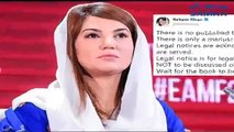 Reham, Gulalai accusations:- Mufti defends Imran Khan in his book
