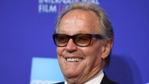 Peter Fonda Says Barron Trump Should Be Put 'In A Cage'