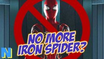 Spider-Man DITCHES Iron Spider Suit in Homecoming Sequel! | NW News