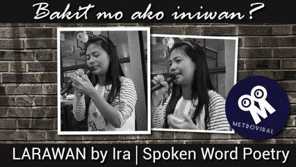 Larawan | Tagalog Spoken Poetry