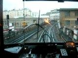 RATP Métro Ligne 5 aérien Gare D'Austerlitz / Saint-Marcel