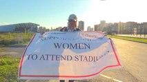 Coupe du monde 2018 - Le combat des supportrices iraniennes