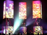 Muse - Map of the Problematique, Bradley Center, Milwaukee, WI, USA  10/6/2010