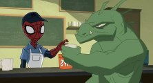 Ultimate SpiderMan Se3  Ep7 The Savage SpiderMan HD Watch